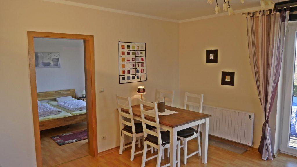 Wohnung II Essecke 1