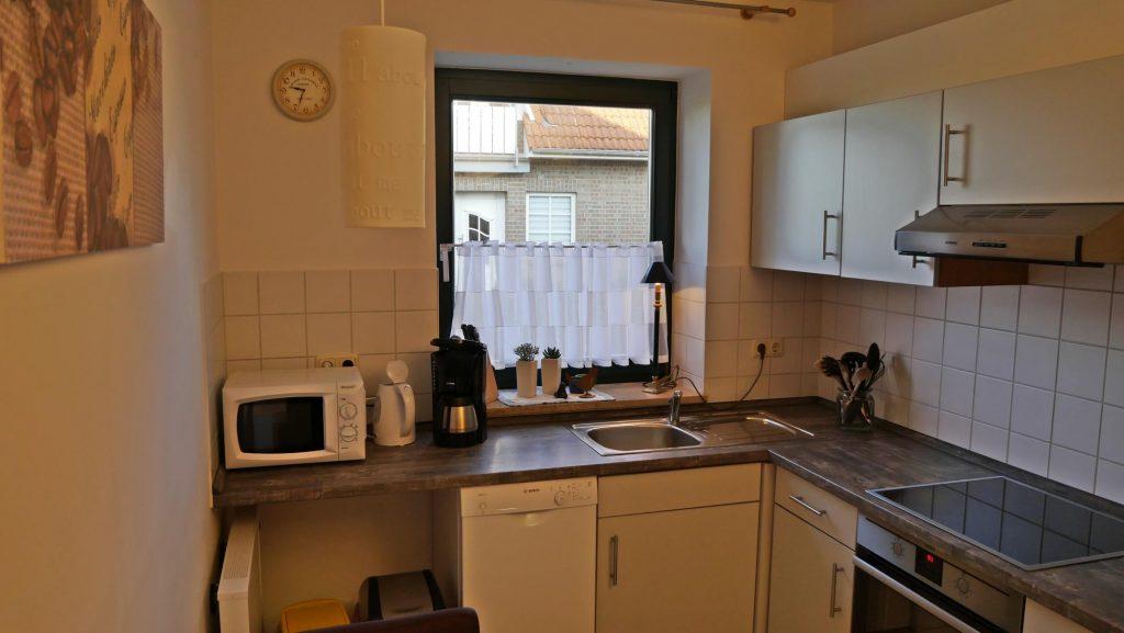 Wohnung II Küche 2